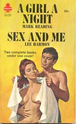 Midwood 35-197: College Tease and Town Tramp, 1969 Sleaze GGA, Erotica